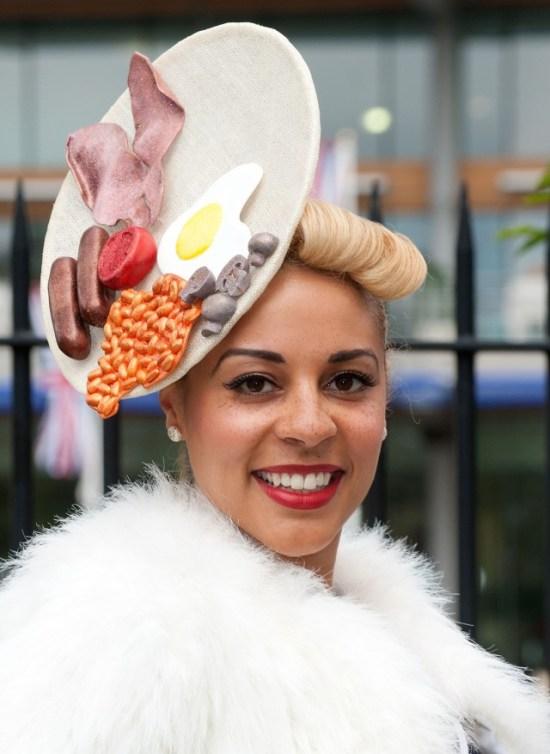 The Wacky Breakfast Hat