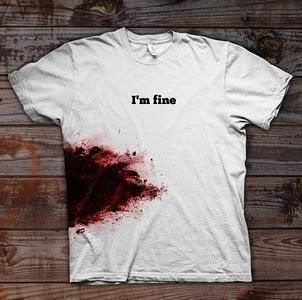Least Funny T-shirt Jokes and the I'm Fine Joke