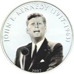 The Talking Mongolian JFK Coin and Funny Money