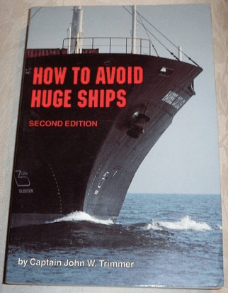 Strange Books and How to Avoid Huge Ships