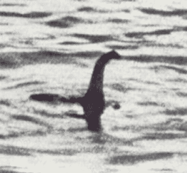 Famous Photos and The Loch Ness Monster Photo