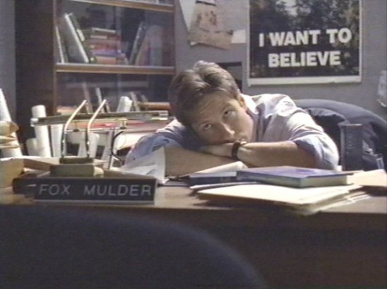 mulder i want to believe