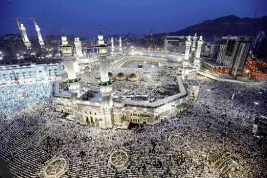 The Biggest Gatherings of People Ever Seen