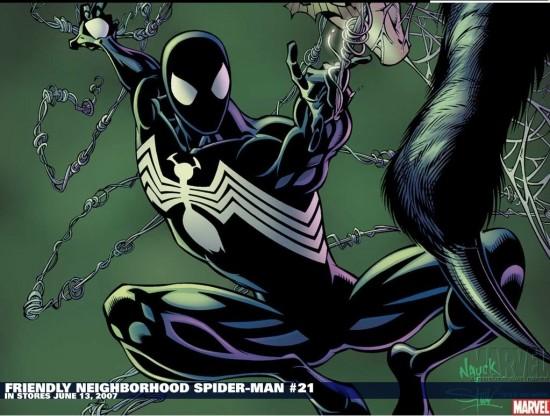 Spider-ManBlack