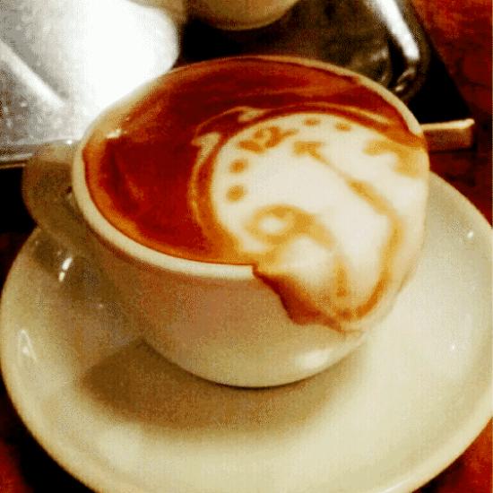 Best Latte Art