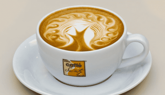 The Best Latte Art You Ever Saw