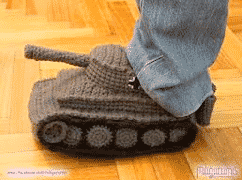 Awesome Slippers