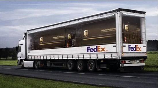 FexEx vs UPS