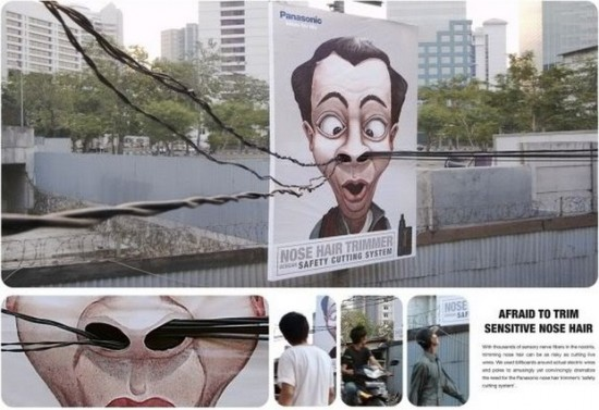 20 Most Interesting and Creative Outdoor Ads