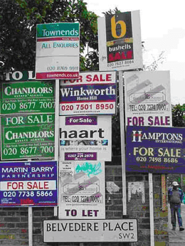 Best House for Sale Signs