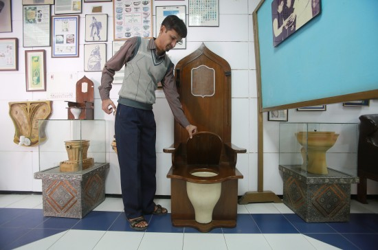 Sulabh international toilet museum