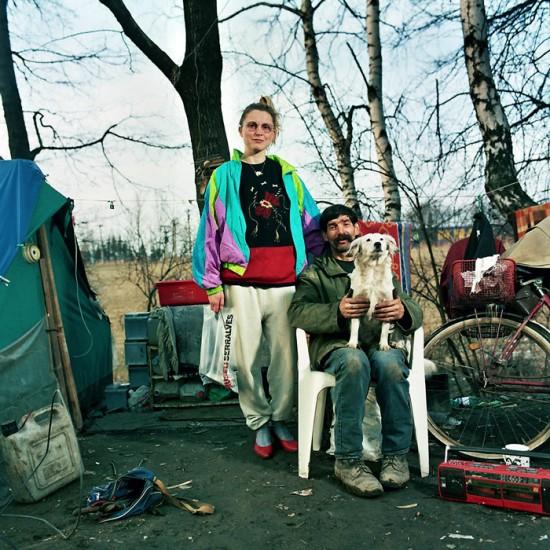 9 of Dita Pepe's Self-Portraits with Men