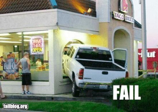 Best and Worst Drive Thru Fails