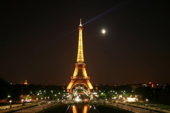 France Paris. The Eiffel Tower