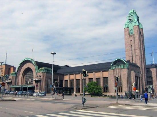 Helsinki Central railway station