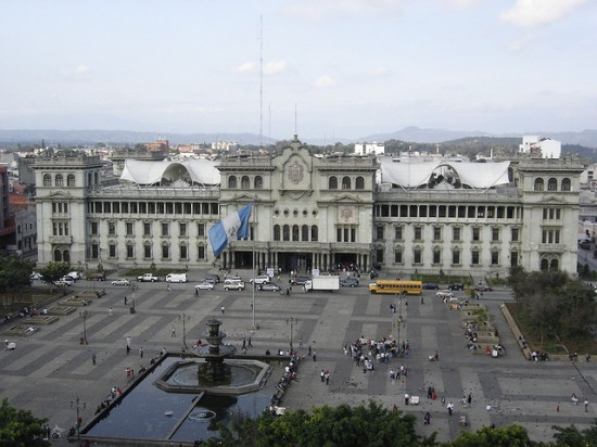 National Palace, Guatemala