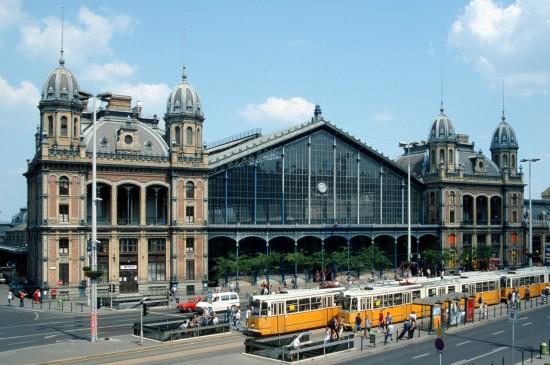 Nyugati Railway Station, Budapest