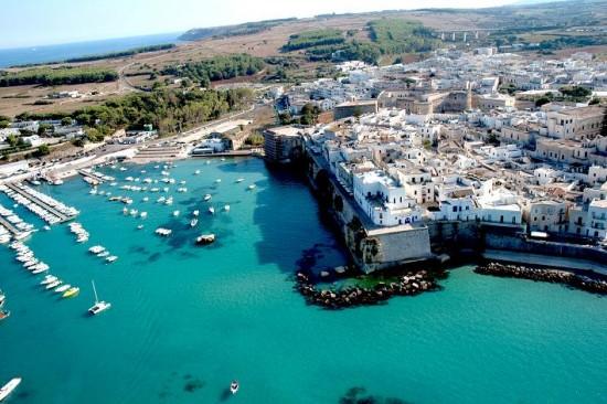 Otranto is an Italian coastal town