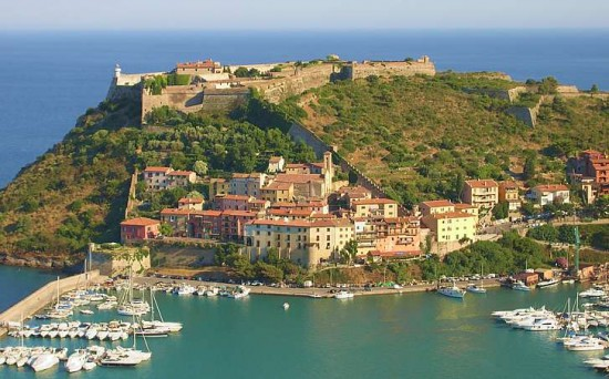 Porto Ercole is a coastal Italian town .