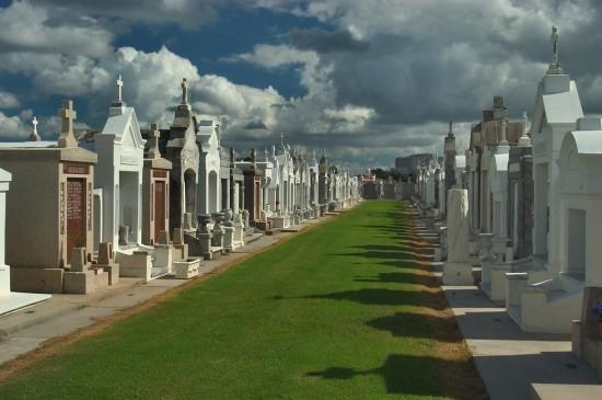 Saint Louis Cemetery New Orleans