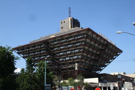 Slovak Radio, Bratislava
