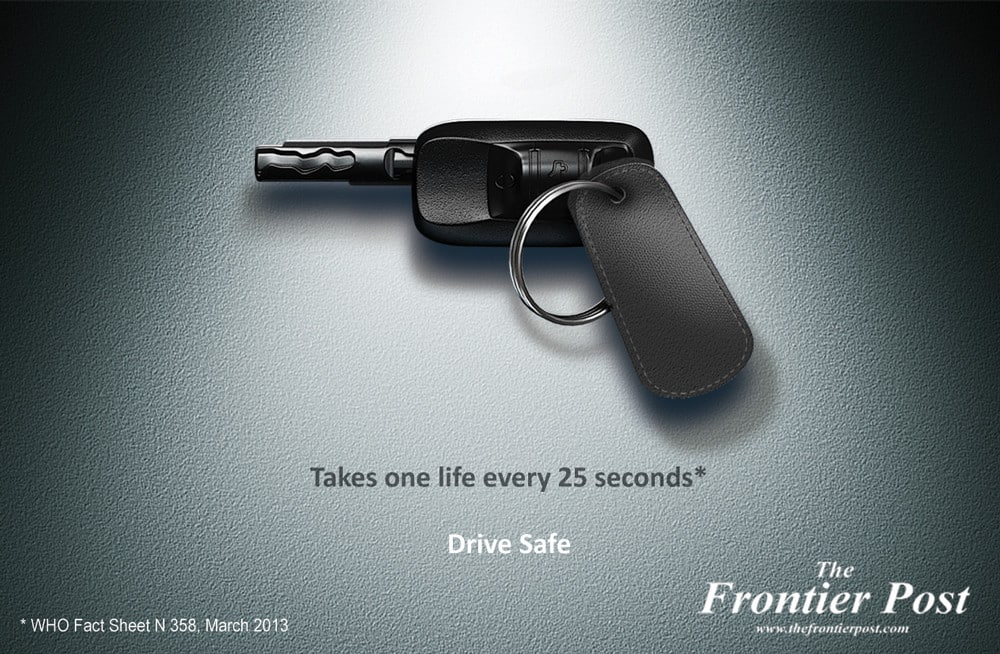 1 clever print ads this blog rules why go elsewhere