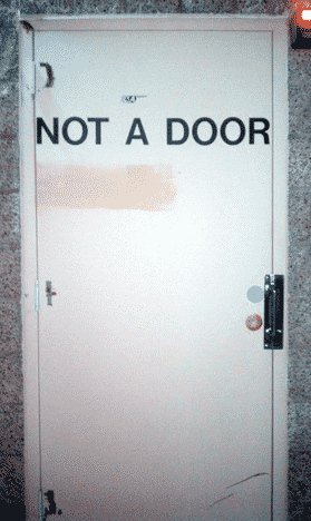 Funny Door Signs