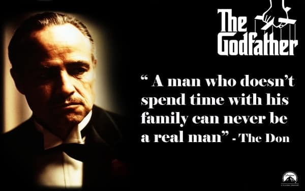 Top 10 The Godfather Quotes