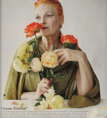vivienne westwood most influential fashion designers