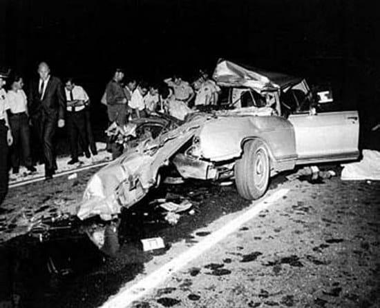 Celebrity Car Accident Deaths