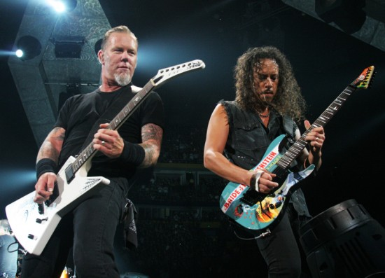 metallica new album