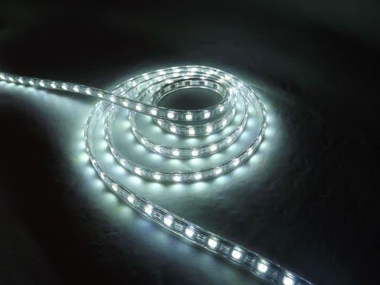 LED Christmas Lights get creative