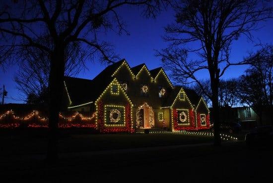 keep it simple led christmas lights