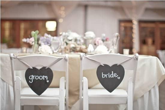 Wedding Decoration Ideas sabby chic