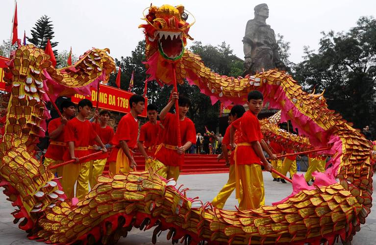 dragon-dance