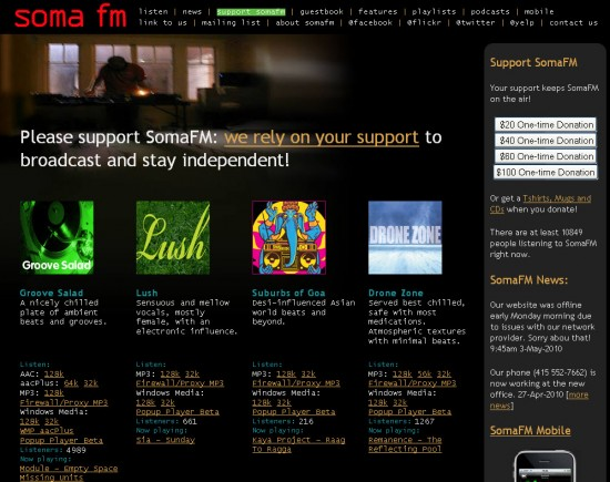 free internet radio 1