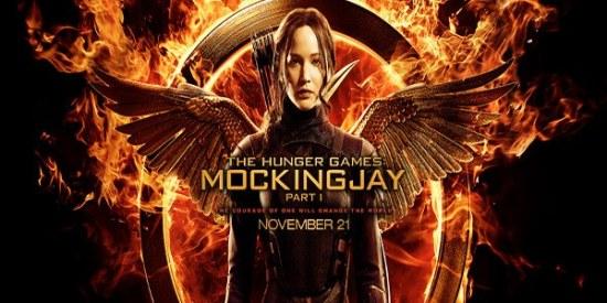 new movie releases mockingjay