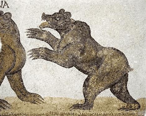 Extinct Animals and the Atlas Bear