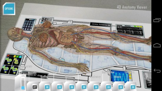 best augmented apps anatomy 4d