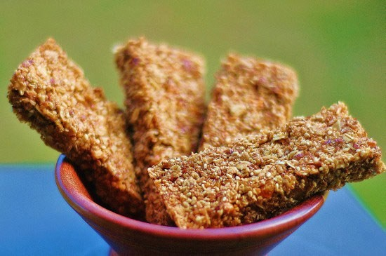 healthy breakfast recipes granola bar