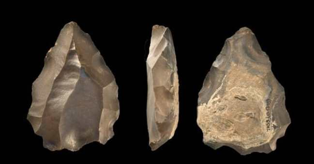 Stone Tools Found In Kenya