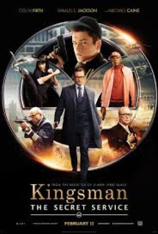 Kingsman The Secret Service must see films of 2015
