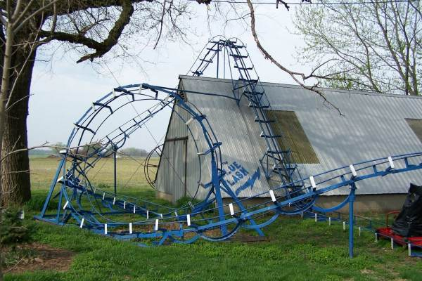 5 Crazy Things People Built In Their Backyard