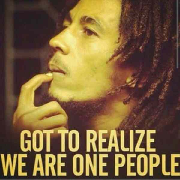 6 Rastafarian beliefs to consider - we are all one.
