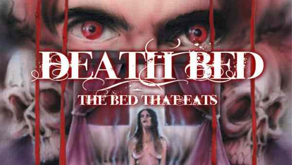 Movies so awful you can't disengage? Try Death Bed: The Bed That Eats