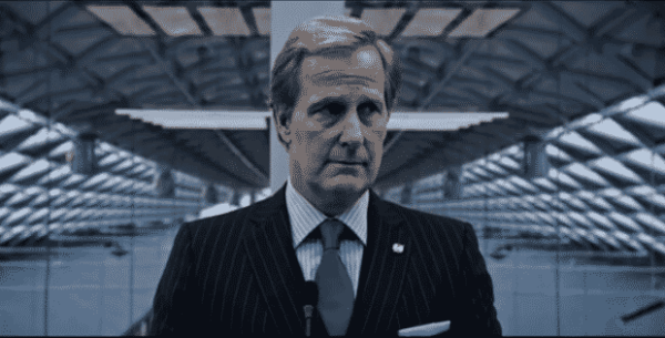 Jeff Daniels starred this year in The Martian.