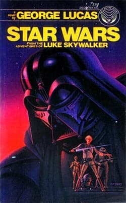Read the events from Star Wars from the perspective of Luke Skywalker.