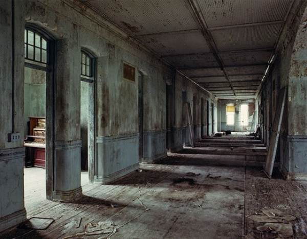 Willard Asylum is one of the 7 places on earth that will give you shivers