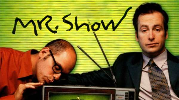 The Mr. Show with Bob and David series has been released in 1995, and still remains among the top tv shows.