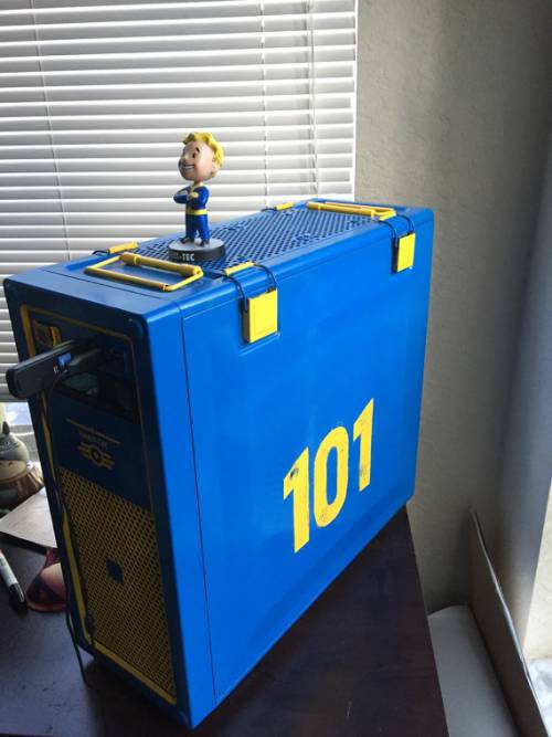 The Fallout PC Case is one of the 7 perfect gifts for Fallout 4 fans.